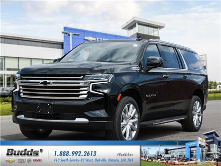 2021 Chevrolet Suburban High Country (Stk: SB1005) in Oakville - Image 1 of 25