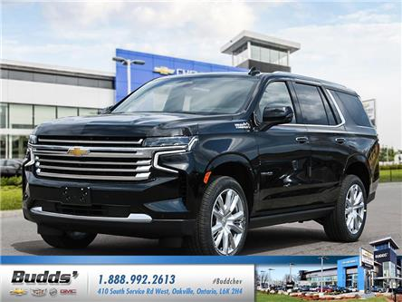 2021 Chevrolet Tahoe High Country (Stk: TH1011) in Oakville - Image 1 of 25