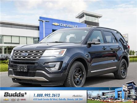 2017 Ford Explorer XLT (Stk: SV1037PA) in Oakville - Image 1 of 22
