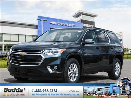 2021 Chevrolet Traverse LT Cloth (Stk: TR1007) in Oakville - Image 1 of 25