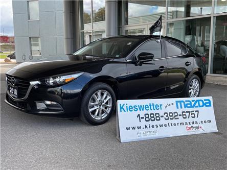 2018 Mazda Mazda3  (Stk: 37435A) in Kitchener - Image 1 of 25