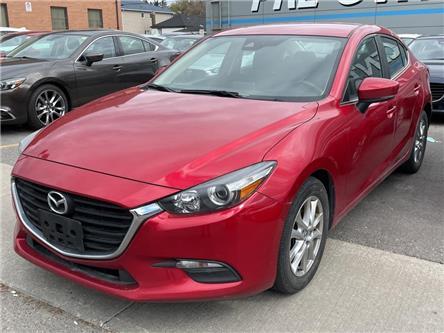 2017 Mazda Mazda3 GS (Stk: P3555) in Toronto - Image 1 of 18
