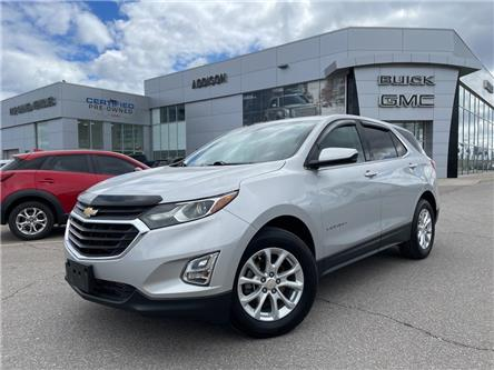 2018 Chevrolet Equinox LT (Stk: U184382) in Mississauga - Image 1 of 20