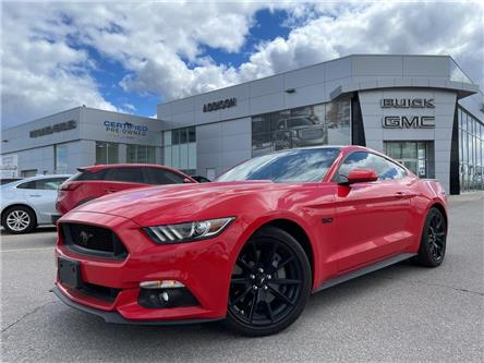 2017 Ford Mustang  (Stk: U325956) in Mississauga - Image 1 of 19