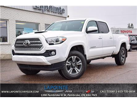 2017 Toyota Tacoma  (Stk: P3686) in Pembroke - Image 1 of 30