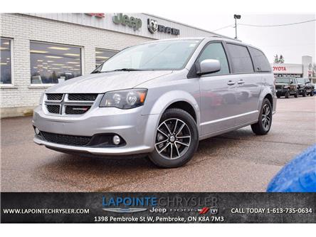 2019 Dodge Grand Caravan GT (Stk: P3693) in Pembroke - Image 1 of 30