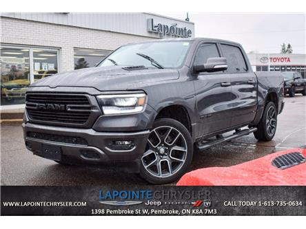 2019 RAM 1500 Rebel (Stk: P3678) in Pembroke - Image 1 of 30