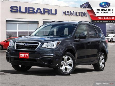 2017 Subaru Forester 2.5i (Stk: S8903A) in Hamilton - Image 1 of 29
