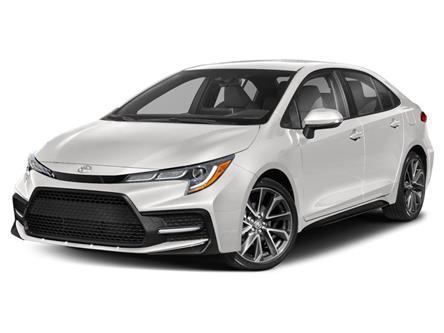 2021 Toyota Corolla SE (Stk: CO4257) in Niagara Falls - Image 1 of 9