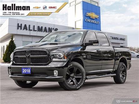 2018 RAM 1500 Sport (Stk: 21267A) in Hanover - Image 1 of 29