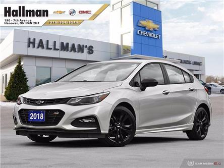 2018 Chevrolet Cruze LT Auto (Stk: 21077A) in Hanover - Image 1 of 29