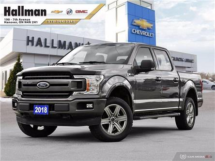 2018 Ford F-150 XLT (Stk: 21308A) in Hanover - Image 1 of 26
