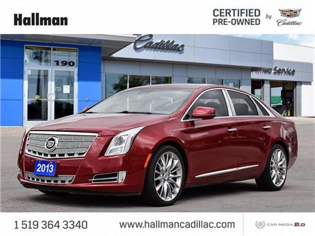 2013 Cadillac XTS Platinum Collection (Stk: P1732A) in Hanover - Image 1 of 22