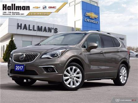 2017 Buick Envision Premium II (Stk: P1747) in Hanover - Image 1 of 29