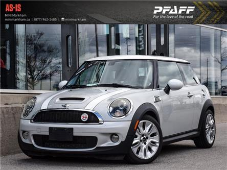 2010 MINI Cooper S Base (Stk: M5878A) in Markham - Image 1 of 22