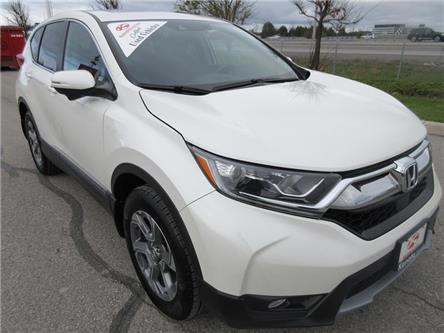 2018 Honda CR-V EX (Stk: K16256A) in Ottawa - Image 1 of 21