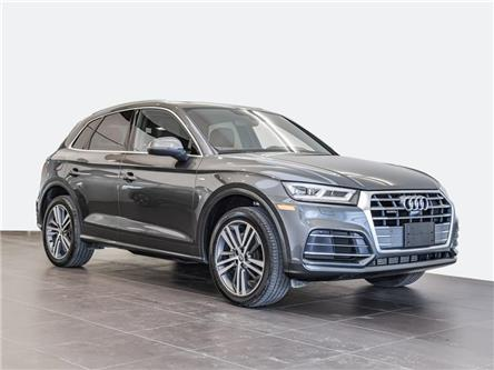 2018 Audi Q5 2.0T Progressiv (Stk: PA843A) in Ottawa - Image 1 of 21