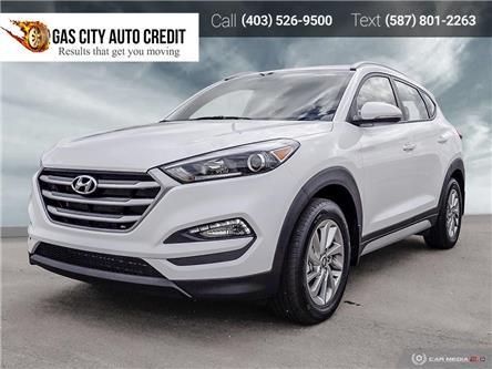 2018 Hyundai Tucson Premium 2.0L (Stk: 1RG5629A) in Medicine Hat - Image 1 of 25