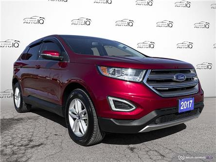 2017 Ford Edge SEL (Stk: 1238AX) in St. Thomas - Image 1 of 30