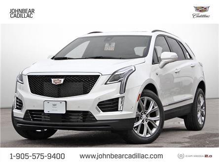 2021 Cadillac XT5 Sport (Stk: 6510-21) in Hamilton - Image 1 of 27