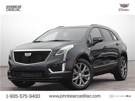 2021 Cadillac XT5 Sport (Stk: 6752-21) in Hamilton - Image 1 of 27