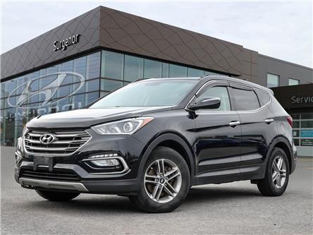 2017 Hyundai Santa Fe Sport 2.4 Premium (Stk: S00857A) in Ottawa - Image 1 of 28