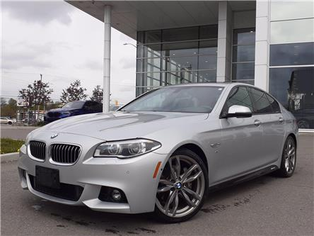 2016 BMW 535d xDrive (Stk: P9729A) in Gloucester - Image 1 of 14