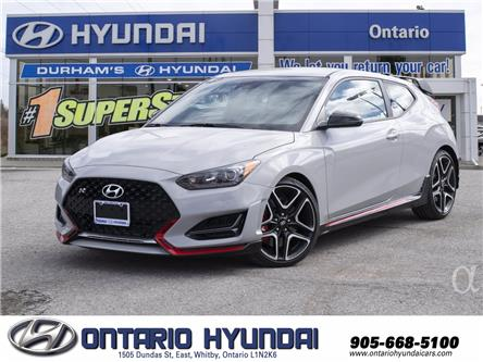 2021 Hyundai Veloster N N (Stk: 13-010659) in Whitby - Image 1 of 20