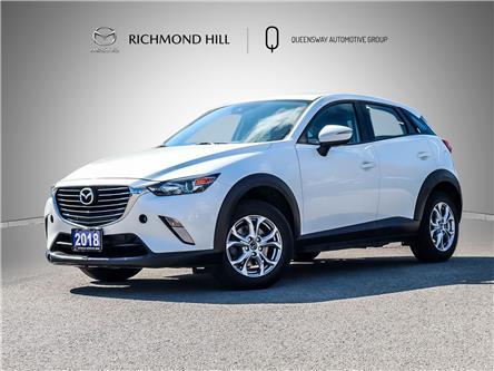 2018 Mazda CX-3 50th Anniversary Edition (Stk: 21-276A) in Richmond Hill - Image 1 of 27