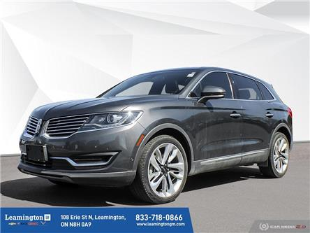 2017 Lincoln MKX Reserve (Stk: U4730) in Leamington - Image 1 of 29