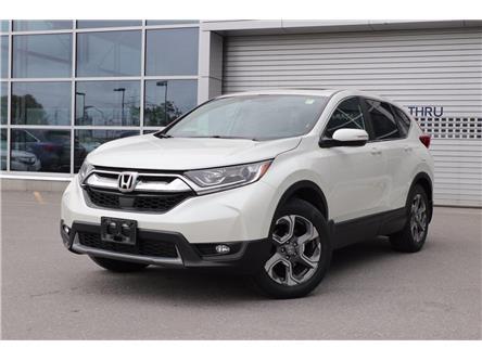 2018 Honda CR-V EX-L (Stk: 15-P19617) in Ottawa - Image 1 of 24