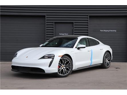 2021 Porsche Taycan 4S (Stk: PN0255) in Markham - Image 1 of 16