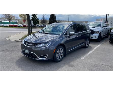 2018 Chrysler Pacifica Hybrid Limited (Stk: 14050) in Brampton - Image 1 of 3