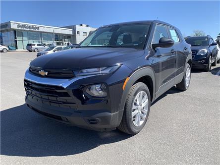 2021 Chevrolet TrailBlazer LS (Stk: R10144) in Ottawa - Image 1 of 18