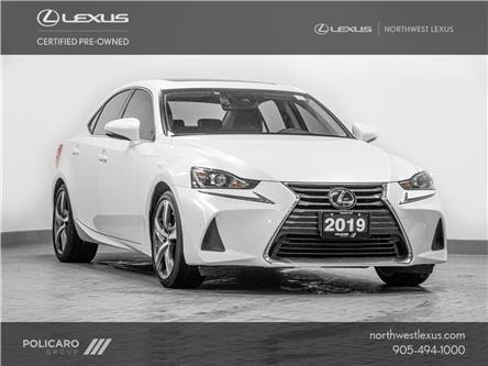 2019 Lexus IS 350 Base (Stk: 016910T) in Brampton - Image 1 of 28