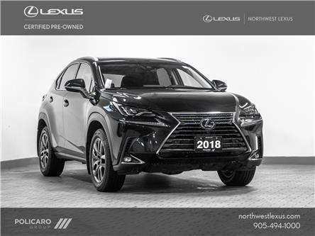 2018 Lexus NX 300 Base (Stk: 156846T) in Brampton - Image 1 of 30