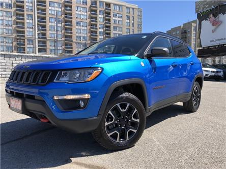2019 Jeep Compass Trailhawk (Stk: P5366) in North York - Image 1 of 30