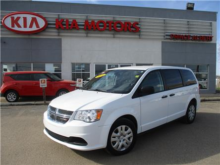 2018 Dodge Grand Caravan CVP/SXT (Stk: B4214) in Prince Albert - Image 1 of 20