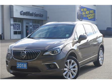 2018 Buick Envision Premium II (Stk: P3697) in Salmon Arm - Image 1 of 28