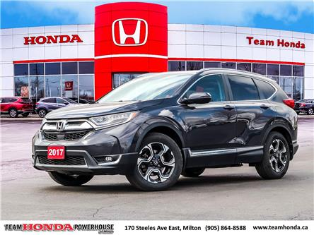 2017 Honda CR-V Touring (Stk: 3838) in Milton - Image 1 of 30