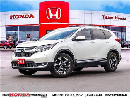 2018 Honda CR-V Touring (Stk: 3852) in Milton - Image 1 of 30