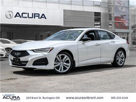 2021 Acura TLX Tech (Stk: 21088) in Burlington - Image 1 of 30