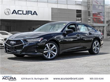 2021 Acura TLX Platinum Elite (Stk: 21090) in Burlington - Image 1 of 30