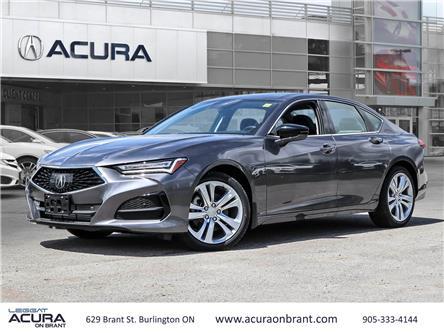 2021 Acura TLX Tech (Stk: 21100) in Burlington - Image 1 of 30