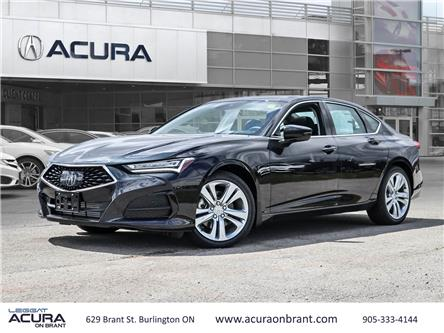 2021 Acura TLX Tech (Stk: 21113) in Burlington - Image 1 of 30