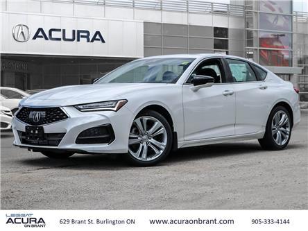 2021 Acura TLX Tech (Stk: 21133) in Burlington - Image 1 of 30
