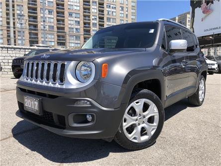 2017 Jeep Renegade Limited (Stk: P5336) in North York - Image 1 of 30