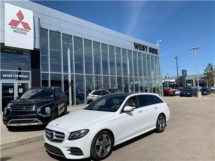 2018 Mercedes-Benz E-Class Base (Stk: D0802) in Edmonton - Image 1 of 24