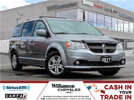 2017 Dodge Grand Caravan Crew (Stk: U1248) in Lindsay - Image 1 of 30