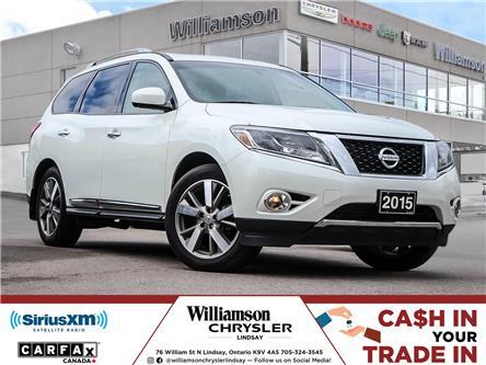 2015 Nissan Pathfinder Platinum (Stk: U1257) in Lindsay - Image 1 of 30